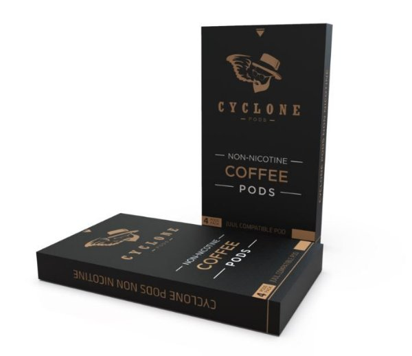 CYCLONE PODS COFFEE - SEM NICOTINA