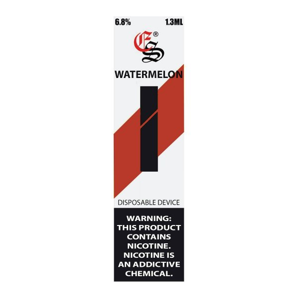 EONSMOKE STIK  WATERMELON DISPOSABLE DEVICE  ( DESCARTÁVEL) 6.8%  SALT NIC - 1.3ML