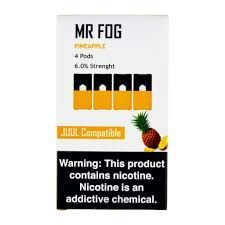 MR FOG PINEAPPLE- JUUL COMPATIBLE