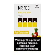 MR FOG PINA COLADA- JUUL COMPATIBLE