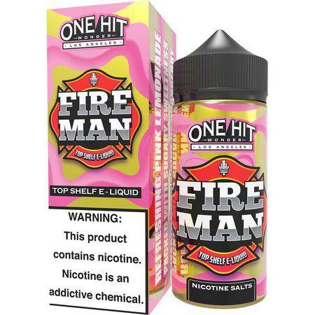 Líquido Fire Man - One Hit Wonder e-Liquid SALT 30 ML