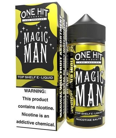 Líquido Magic man - One Hit Wonder e-Liquid SALT 30 ML