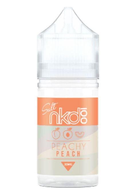 LIQUIDOS SALT NIC - NKD 100 - PEACHY PEACH