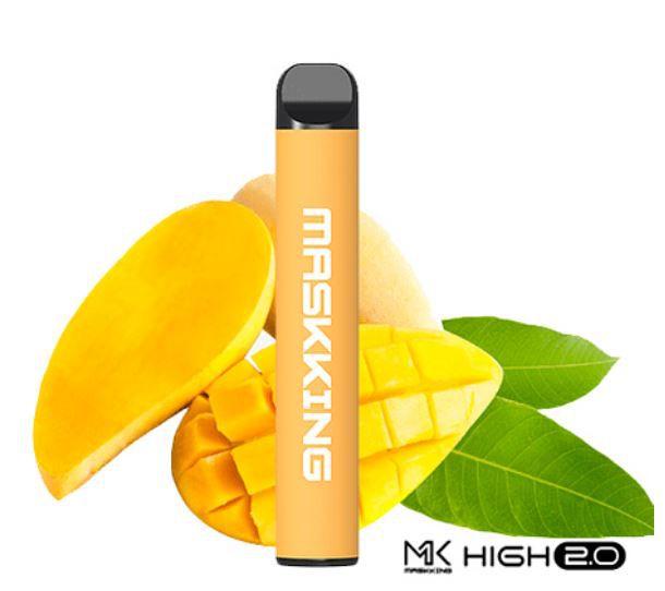 MK - MASKKING HIGH 2,0 -  DESCARTAVEL - MANGO ICE