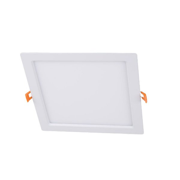 Painel de Embutir Quadrado LED 24W  Bivolt - Eklart