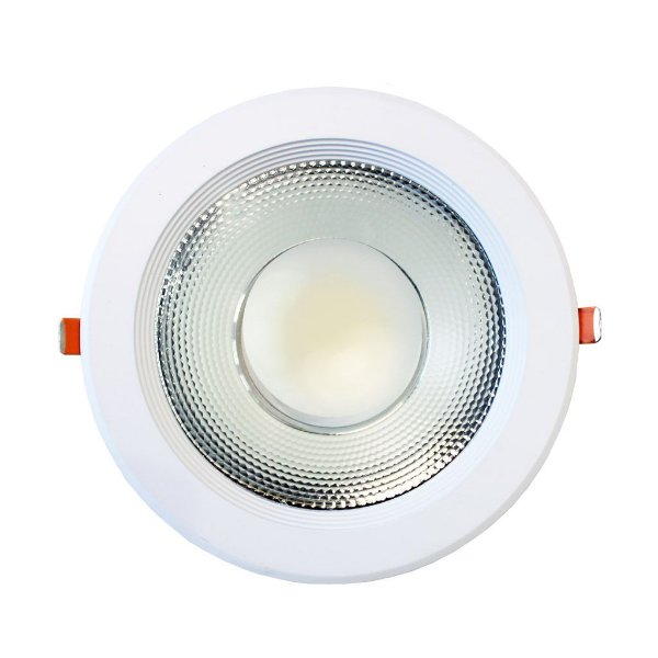Plafon de Embutir LED DOWNLIGHT 30W Bivolt - Eklart