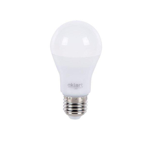 Lâmpada LED Bulbo 12W E-27 Bivolt EK2138123 - Eklart