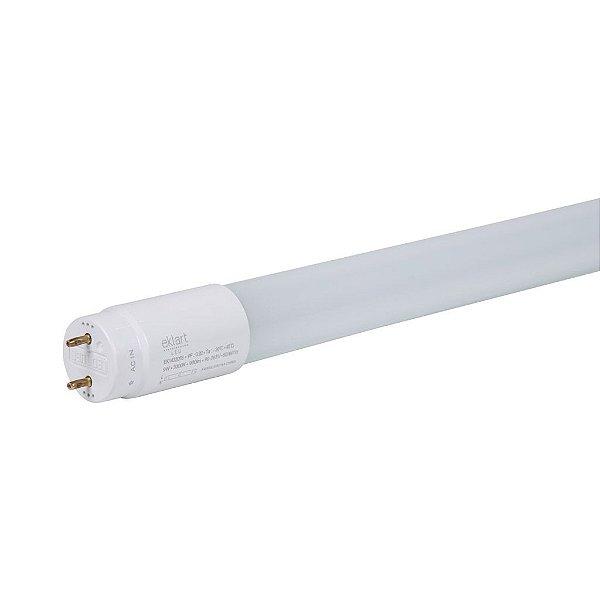 Lâmpada LED 60cm Tubular T8 9W Bivolt - Eklart