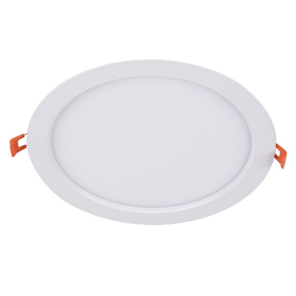 Painel de Embutir Redondo LED 24W  Bivolt  - Eklart