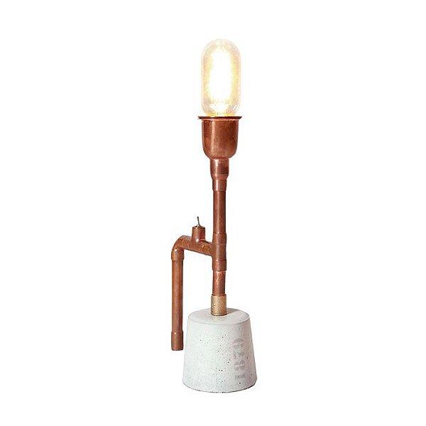 Luminária de mesa 1879 Albert E27 -Klaxon
