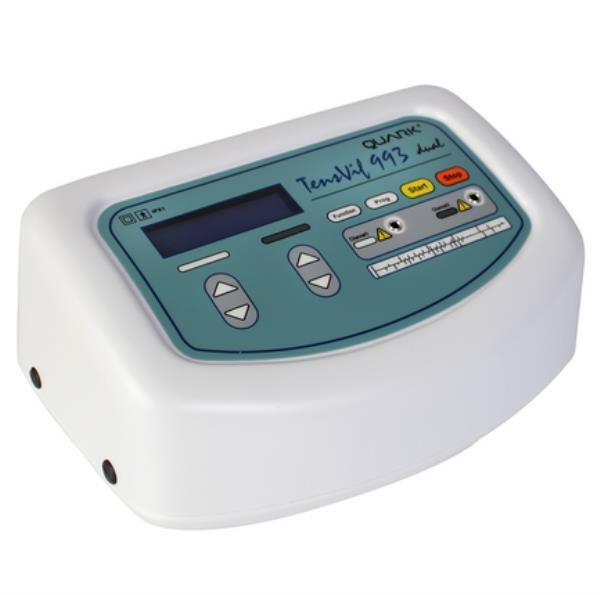 Eletroestimulador Tens e Burst - TensVif 993 Dual - QUARK