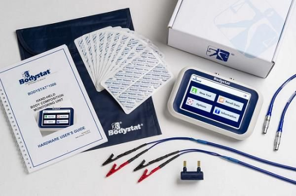 Bioimpedância Tetrapolar 1500 Touch - BODYSTAT