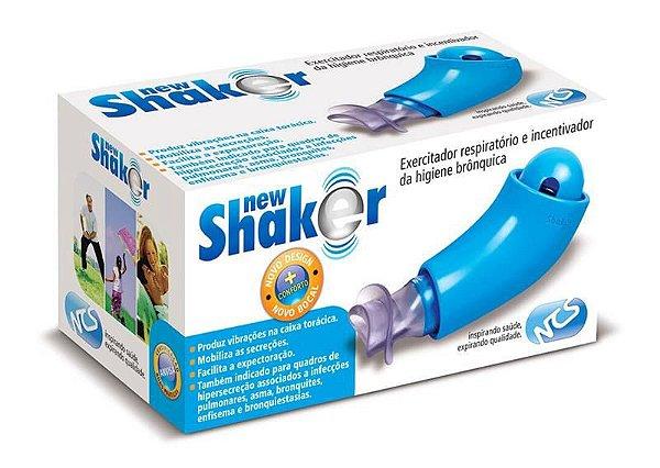 New Shaker Exercitador Respiratório - NCS