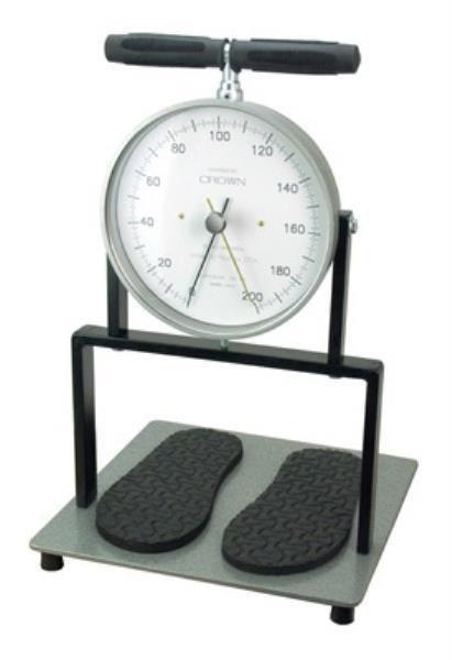 Dinamômetro Dorsal 200Kgf - CROWN