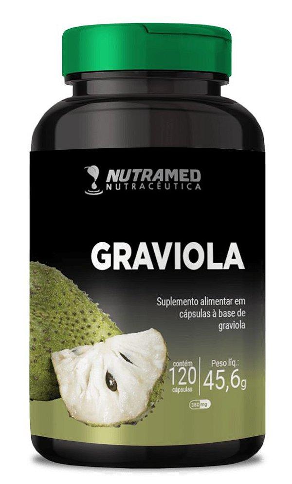 Graviola - 120 Cápsulas