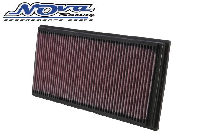 FILTRO K&N INBOX - VOLKSWAGEN GOLF - BORA - NEW BEETLE | AUDI A3 - S3 | BMW M5