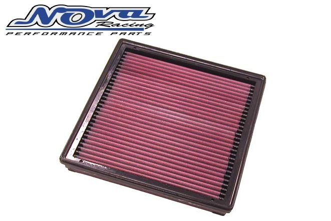 FILTRO K&N INBOX - DODGE RAM SRT-10 8.3 V10 - (COD. 33-2297)