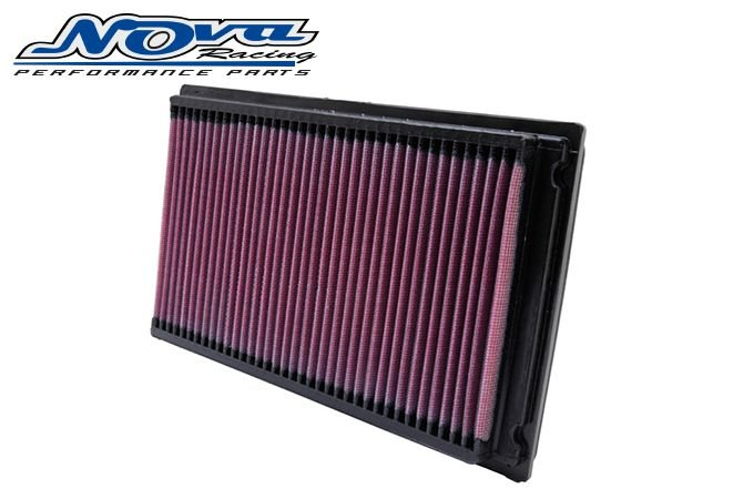 FILTRO K&N INBOX - VW GOL MI | X-TRAIL | INFINITI FX35 | MURANO | PATHFINDER | QUEST | 300ZX - (33-2031-2)