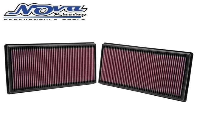 FILTRO K&N INBOX - LAND ROVER DISCOVERY | RANGE ROVER SPORT | LR4 | IV - (COD. 33-2446)