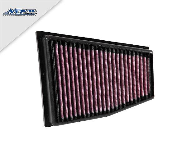 FILTRO AR INBOX K&N PARA AUDI RS4 | RS5 | LADO ESQUERDO - (COD. 33-3031)