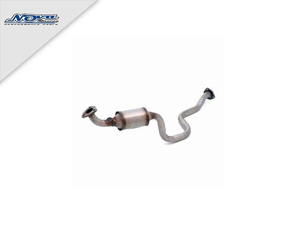 TUBO DO MOTOR COM CATALISADOR GOL 1.0 8V ALCOOL 98/2005 / SPECIAL GASOLINA 2000/2005