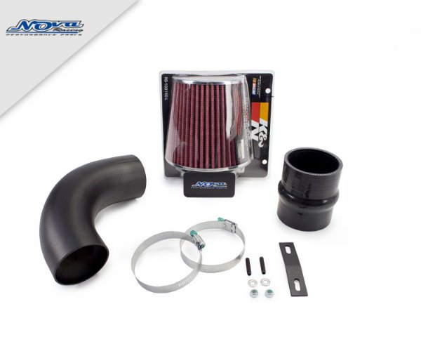 INTAKE JETTA | FUSCA MK6 2.0 TSI 200CV PARCIAL - FILTRO K&N VERMELHO