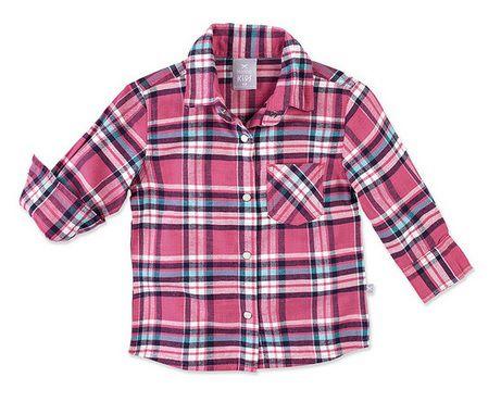 Camisa Xadrez Flanelada - Hering Kids
