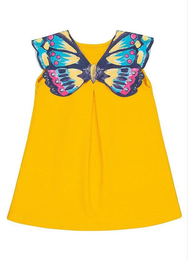 Vestido Borboleta - Marisol