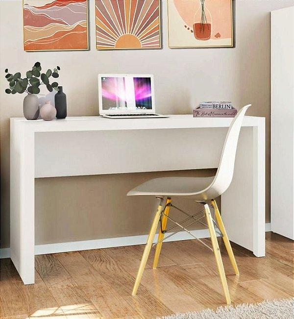 Mesa de escritório - Home Office - Escrivaninha 100% MDF - Escolha o tamanho!