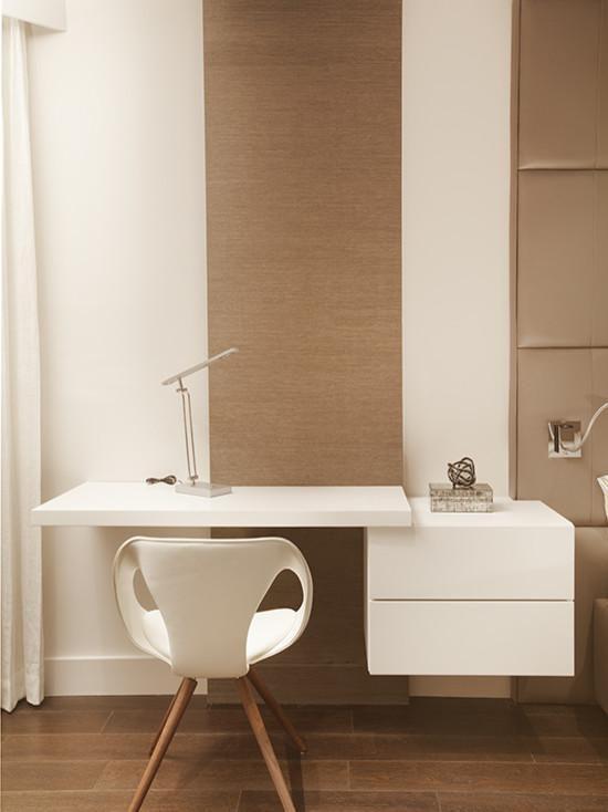 Mesa Suspensa Home Office Com Gaveteiro Suspenso - Produto 100% MDF - Design Único!