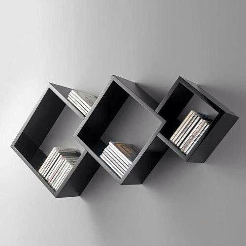 Trio de Nichos PARIS - Design Único! - Decore Seu Ambiente!
