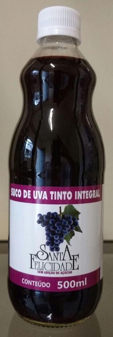 Suco de Uva Integral - Garrafa 500ml