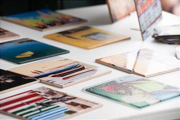 Azulejo Customizável com sua Foto ou Arte