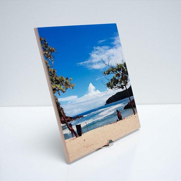 Azulejo Viva Praia Ô Lugar | Praia do Meio | Trindade | RJ