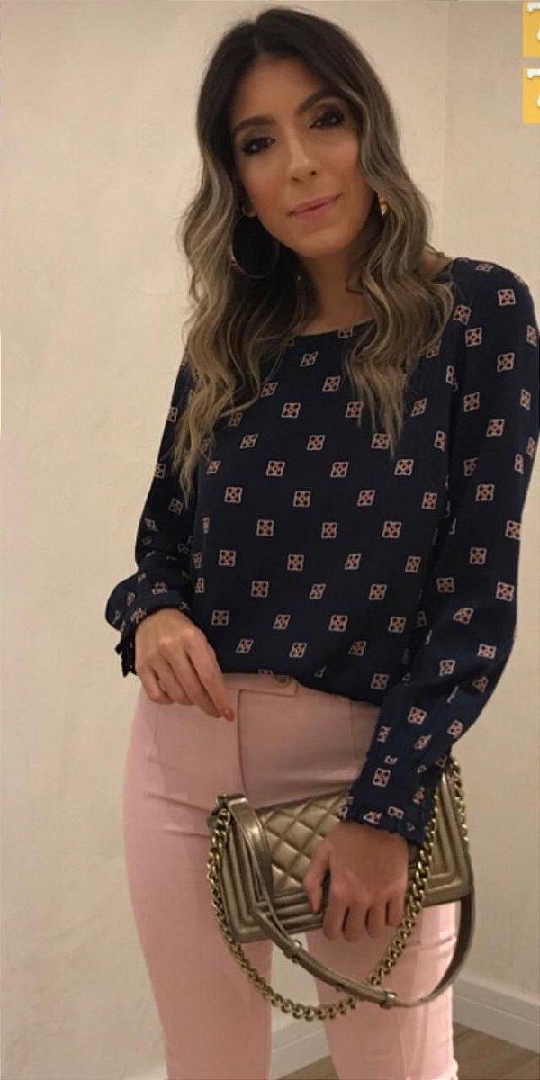 Blusa Crepe - Heloisa
