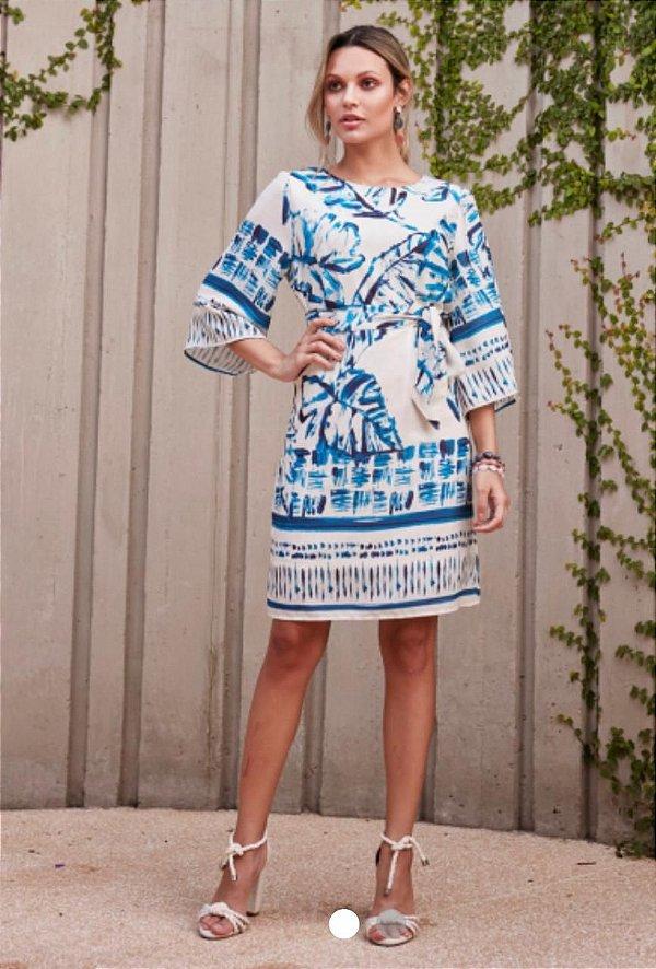 Vestido Crepe - Milena