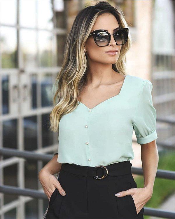 Blusa Crepe - Nádia