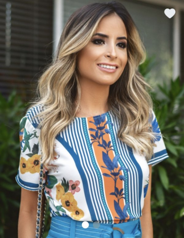 Blusa Fernanda