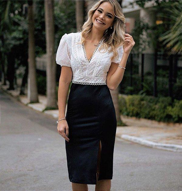 Vestido Midi - Luana