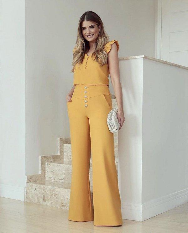 Calça Pantalona Ariane