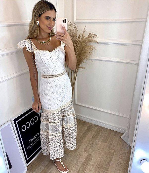 Vestido Laise - Thais