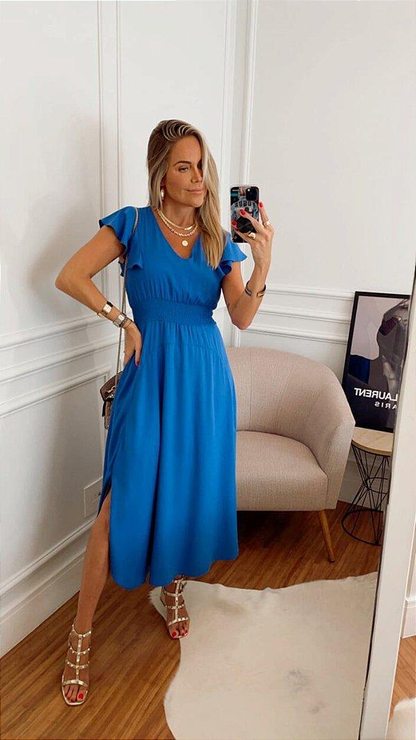 Vestido Viscose - Luana