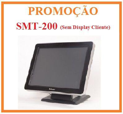 """Monitor Touch 15"""" SMT-200 SEM Display Cliente - SWEDA [PROMOÇÃO] ## REVENDA AUTORIZADA ##"""