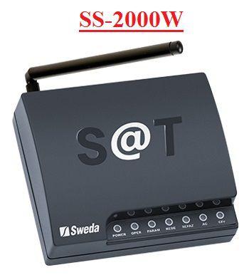 SAT Fiscal - SS-2000W (WiFi) - SWEDA ** REVENDA AUTORIZADA **