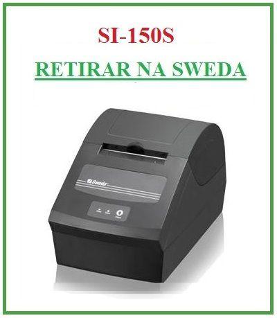 Impressora Térmica de Cupom Fiscal SI-150S (USB/SERIAL) - SWEDA {RETIRAR NA FABRICA} ## REVENDA AUTORIZADA ##
