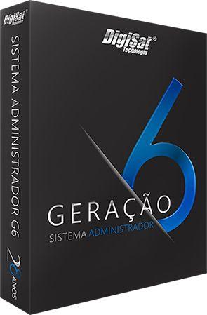 Sistema ADMINISTRADOR  G6 - DIGISAT   *** REVENDA AUTORIZADA ***