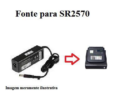 FONTE SR-2570 VER.2 - 7,5V 2A5 - SWEDA *** REVENDA AUTORIZADA ***