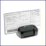 HomebanK 20 - Leitor de CMC-7 (Cheques)  USB (com Hub) - NONUS  *** REVENDA AUTORIZADA ***
