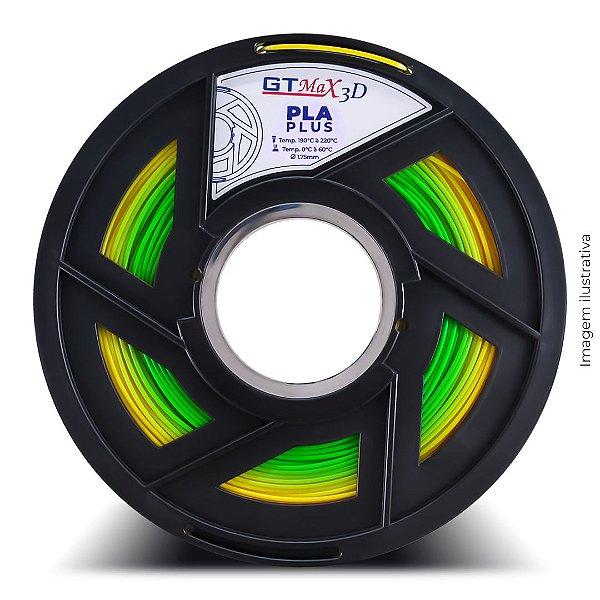 Filamento PLA Plus 1.75mm GTMax3D - ECO Plast