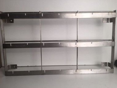 fundo de churrasqueira 40x40 cm